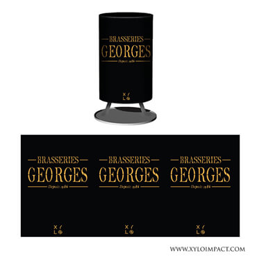 Brazier - Business - Brasseries Georges