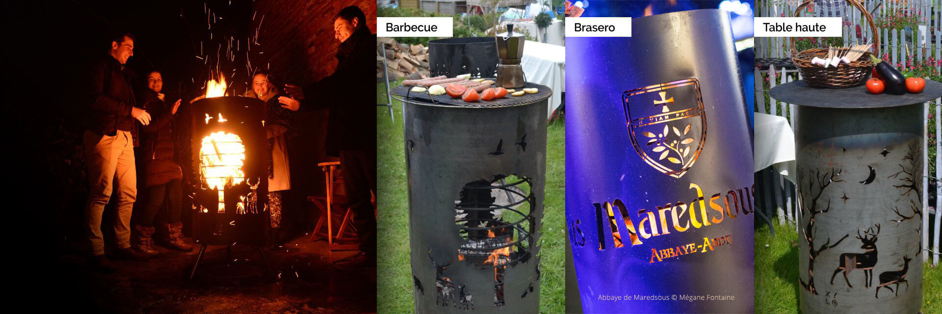 Braseros barbecue?7